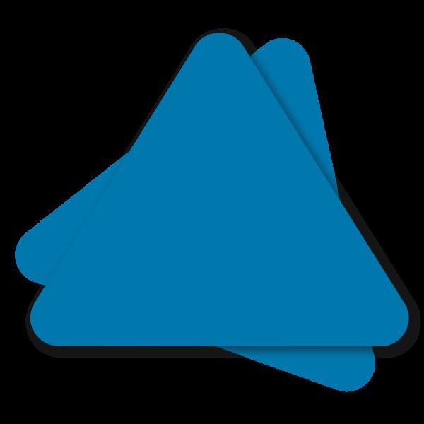Prisma_Blue_Triangles